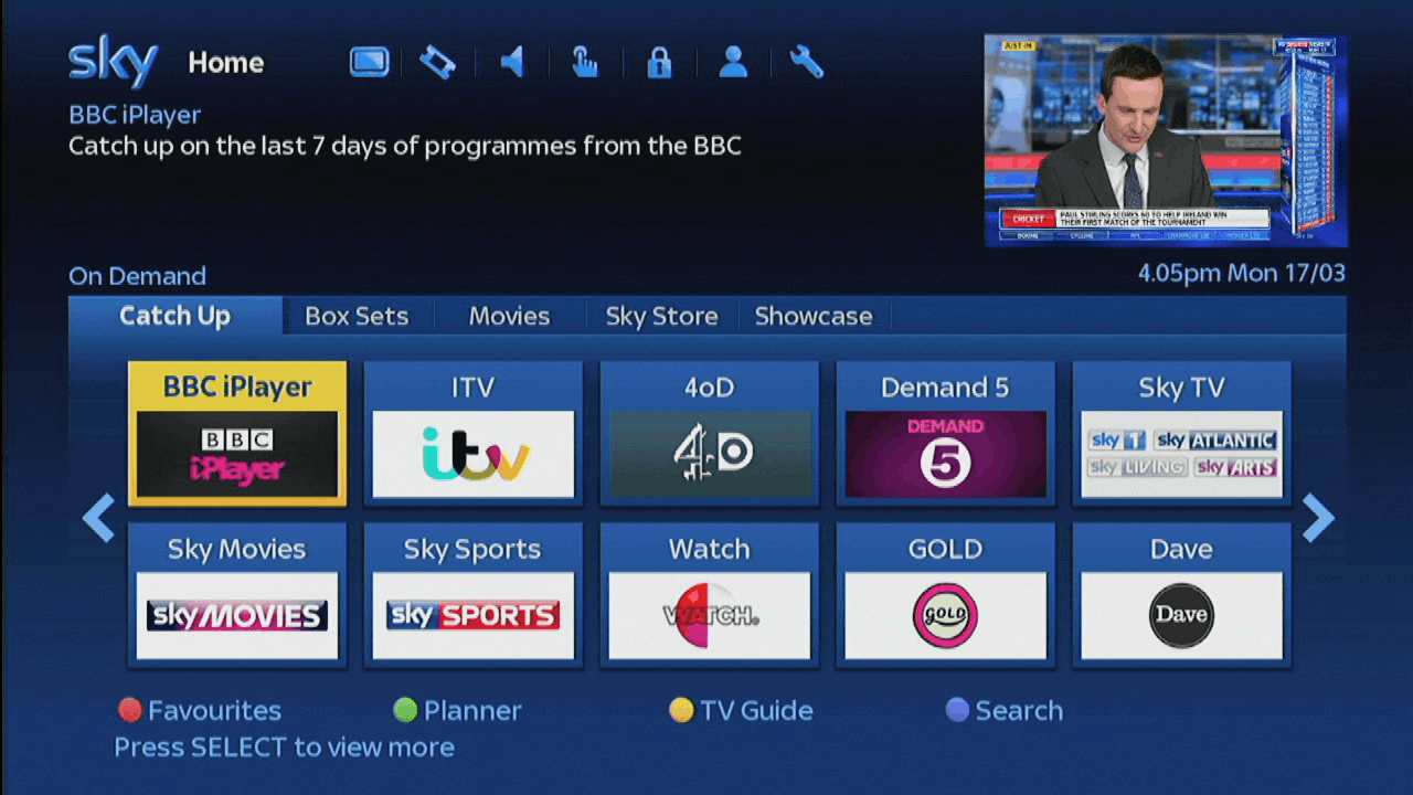 Sky VPN: Get connected - All Pay-TV from Europe